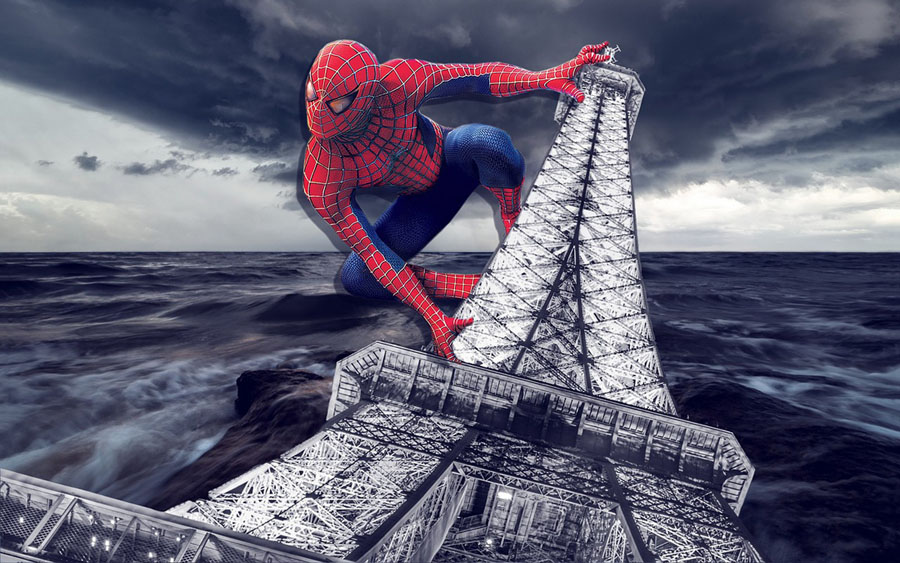 Spiderman BG